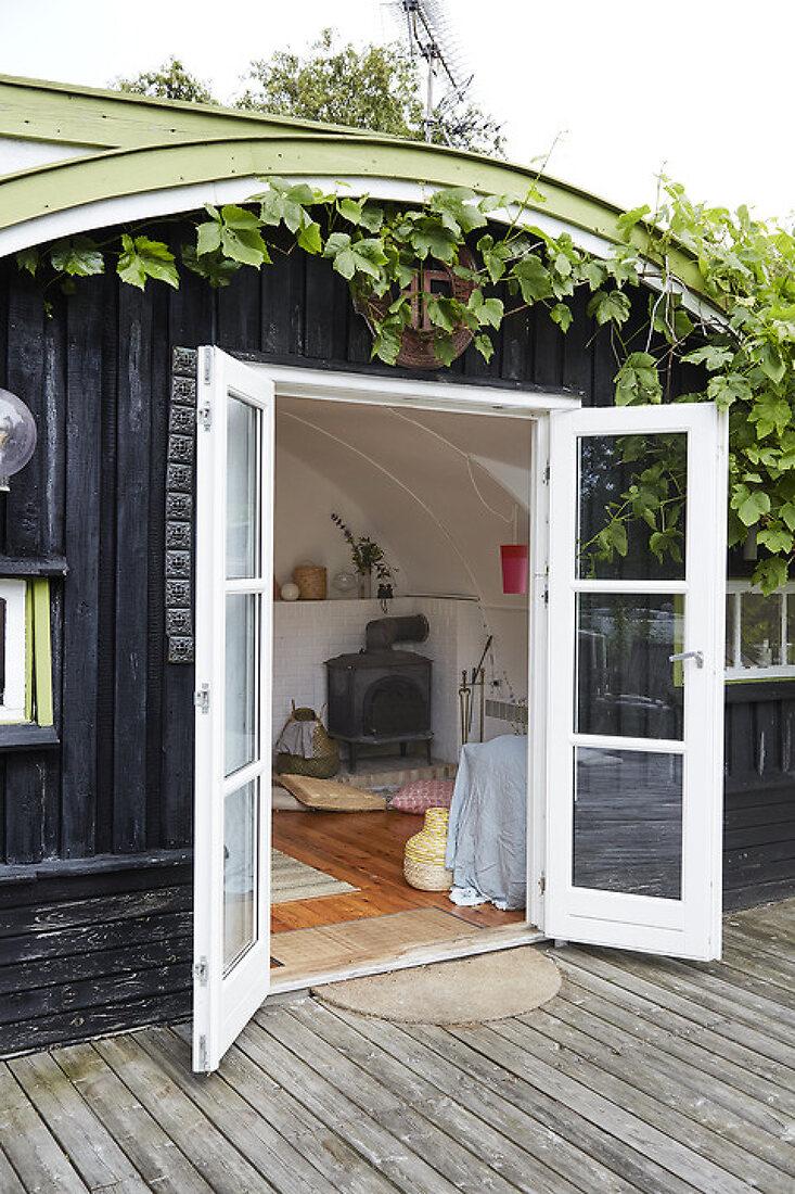 Alternative Summerhouse-Hangar en miniature