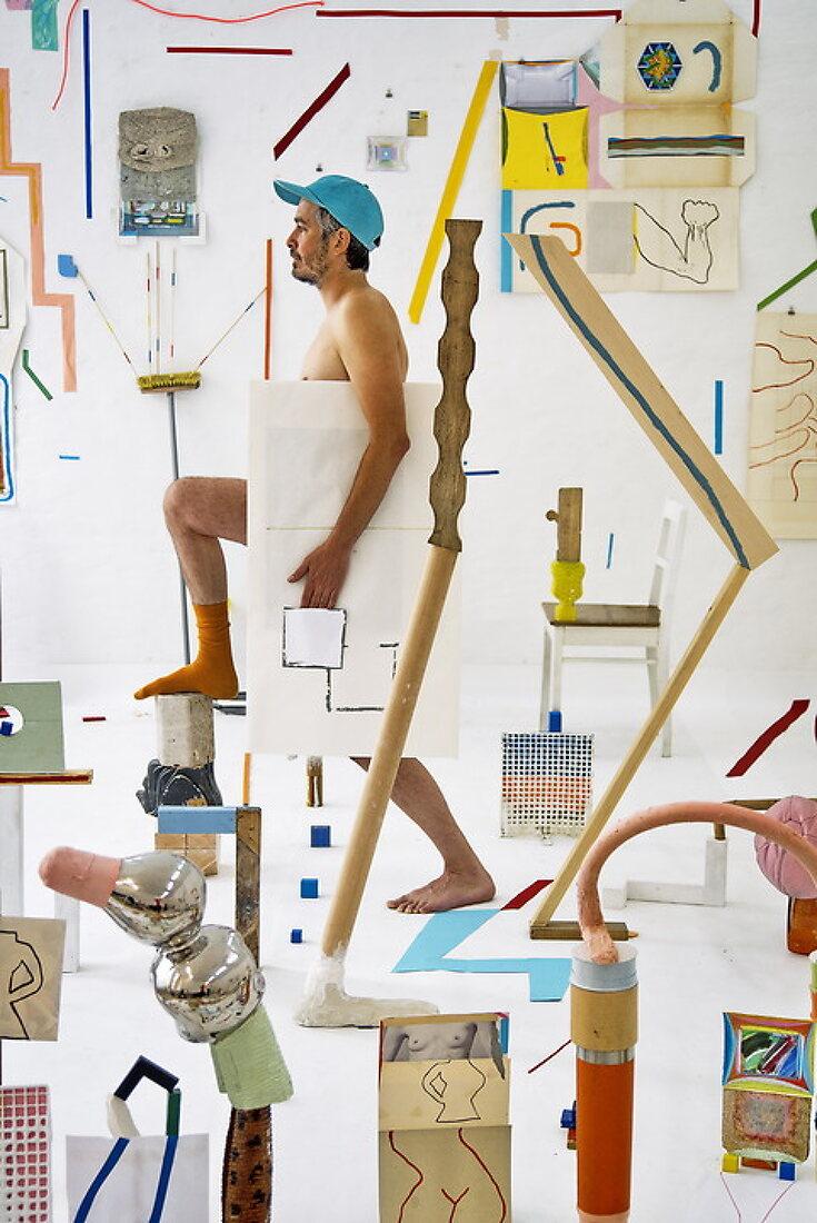 Joa Herrenknecht - The Artists Home in Berlin