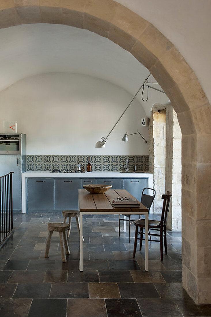 Casa Zara Zabara - Built in a Rock