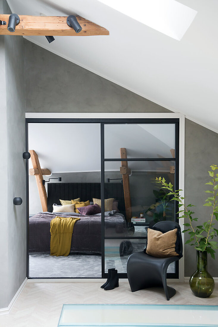 A Transformed loft - with success