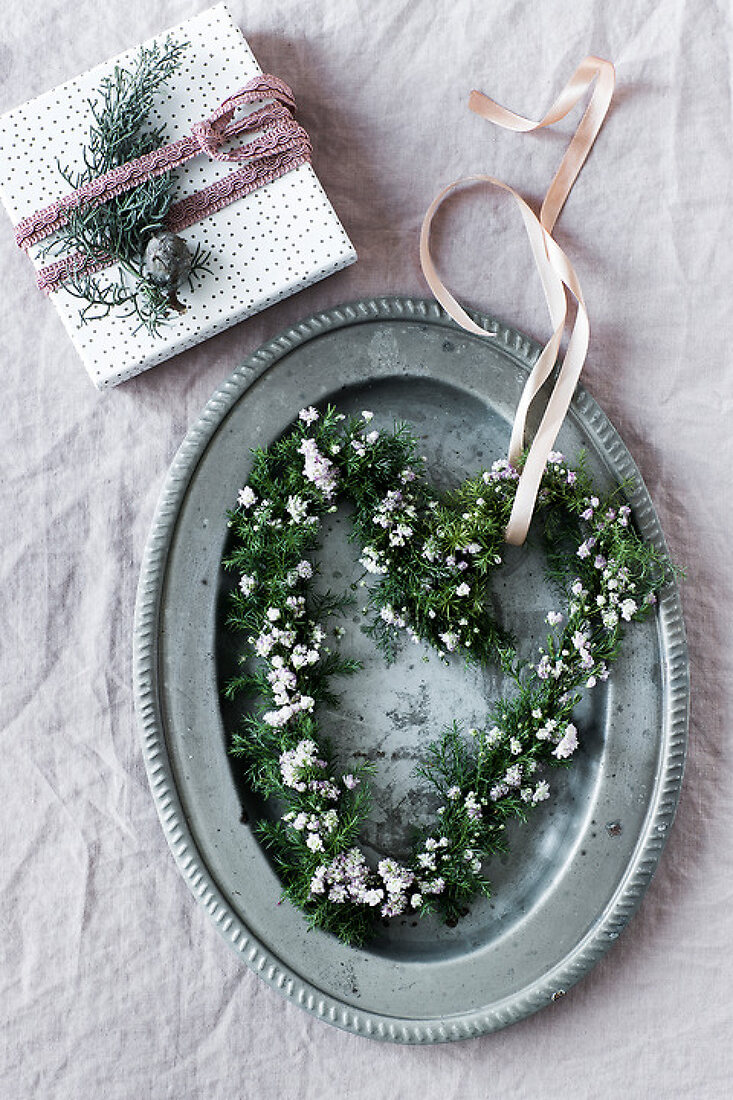 Creating Wreaths Together