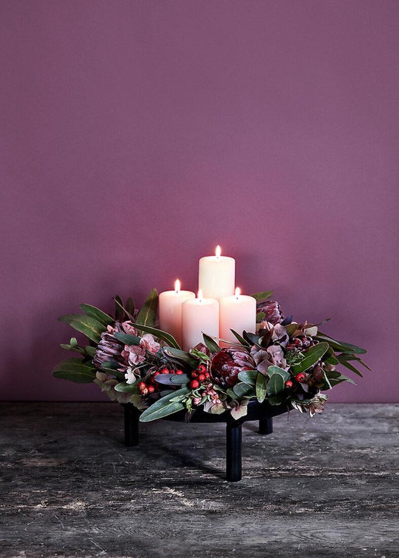 Elegant Countdown to Christmas