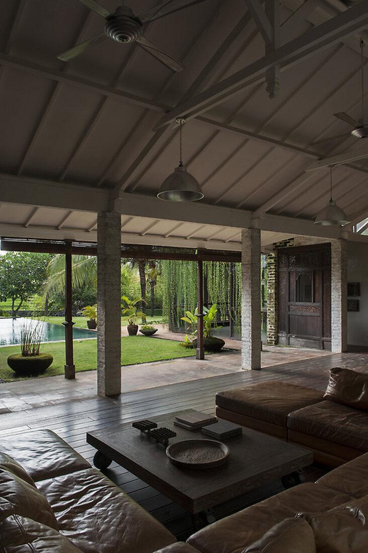 The Architect's Villa in Bali