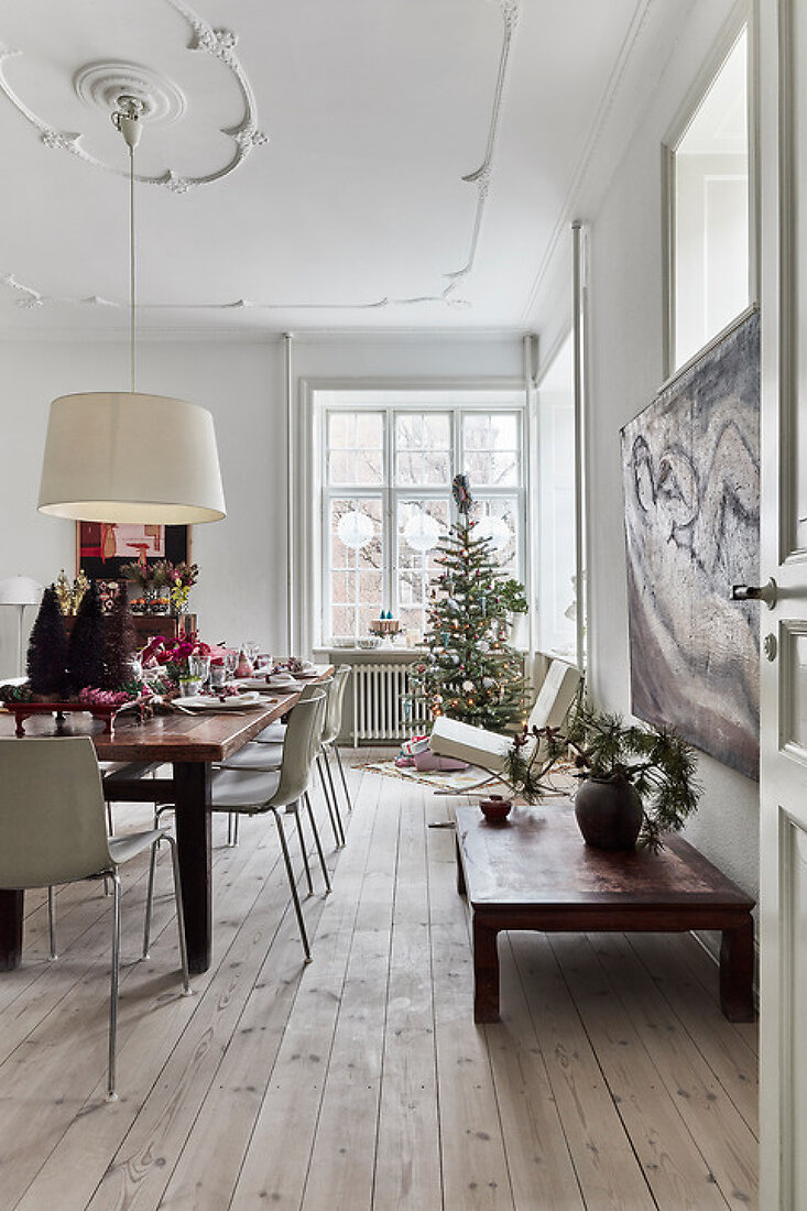 Colorful Christmas with Homemade Designs
