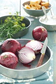 Grow Your Own Red Onions