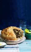 Pasta al Greco