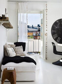 35 sqm With an Ethnic and Graphic touch