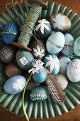 Easter Egg Decos