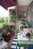 Balcony Pleasures