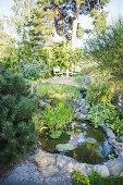 Three Level Garden