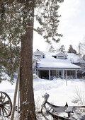 Winter Wonder Home