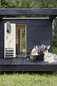 Modern Sauna House