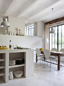 Cool Kitchen Provence