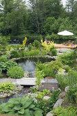A Collectors Garden