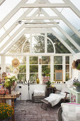 The White Greenhouse