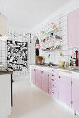 Hip Rose Kitchen