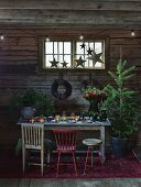 Christmas in the Barn DIY