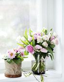 Pink Spring DIY