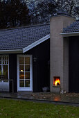 Autumn Holiday Home