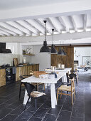 Rustic & Contemporary Conversion