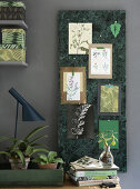 Decorate with Green Leaves