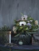 X-mas Flower Deco
