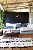 Masculine Outdoor Space