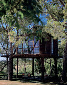 Tuscan Tree House - The Perfect Refuge