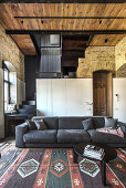 Elegant Renovation with Rustic Elements