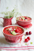 Red Dishes for Your Health