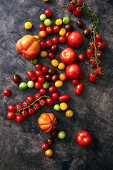 Abundant Tomatoes