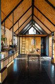 Three tiny Houses of an Architect