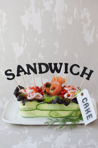 How to Make a Sandwich: Start with ... - 11371175