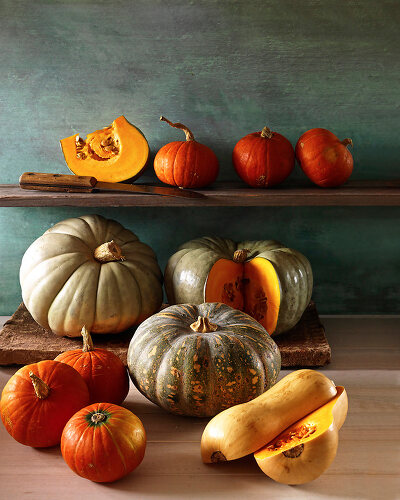 What's in Season? Pumpkins!