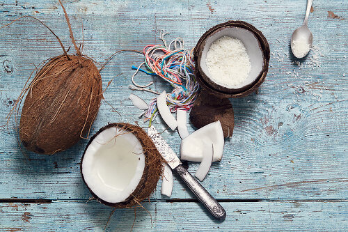 Coo Coo for Coconuts - 12456877