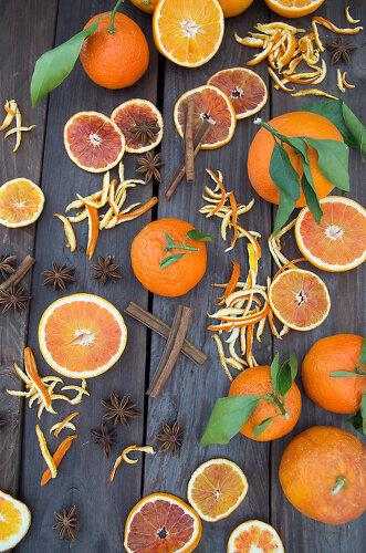 Orange & Spice