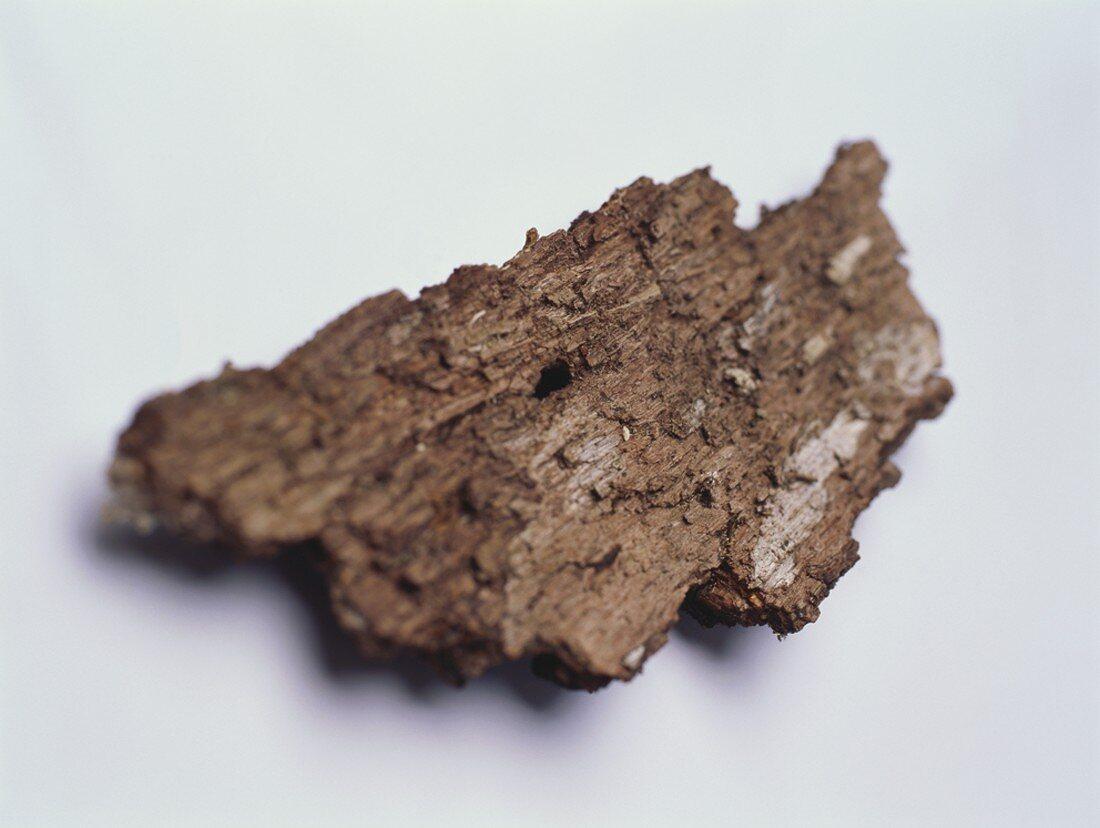 Oak bark (also wine bouquet)
