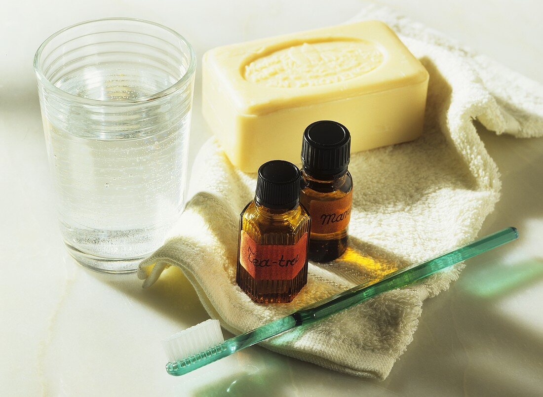 Tea tree oil for skin and oral care