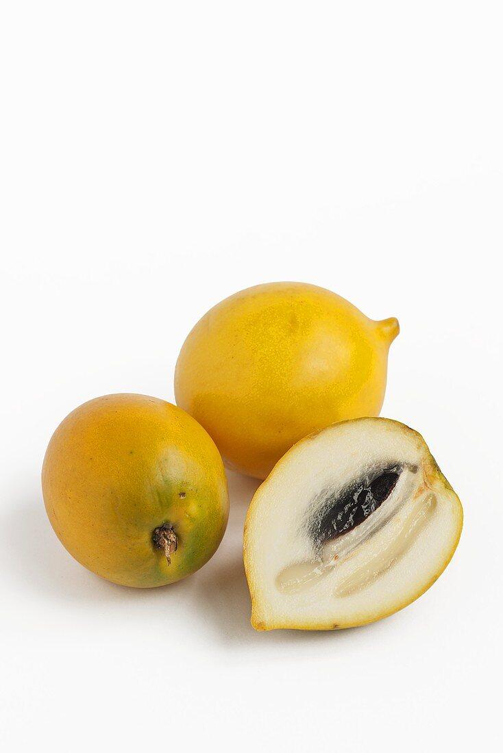 Abiu (Pouteria caimito), Südamerika