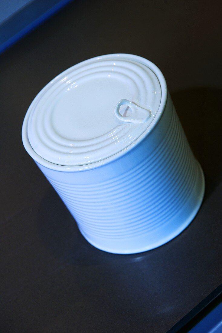 Ceramic food tin