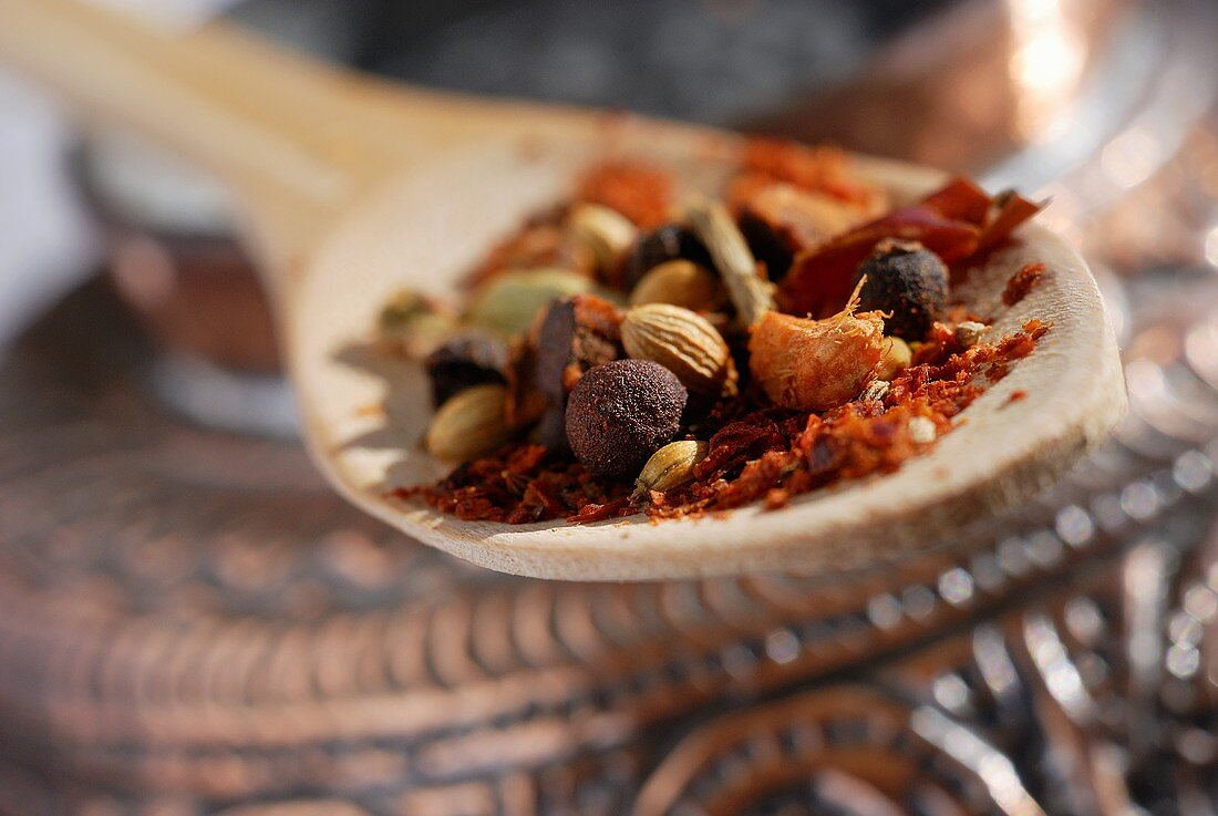 Berber spices