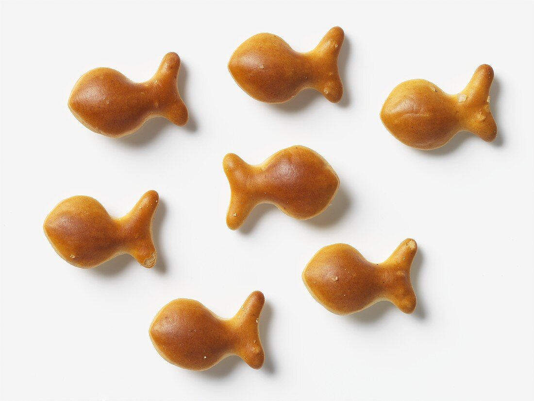 Fish-shaped crackers (Fischlis)