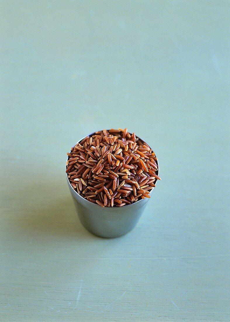 Camargue-Reis (roter Reis aus Frankreich)