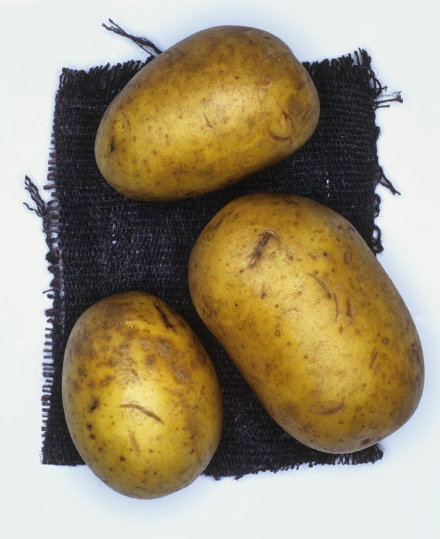 Potatoes, variety: Finka