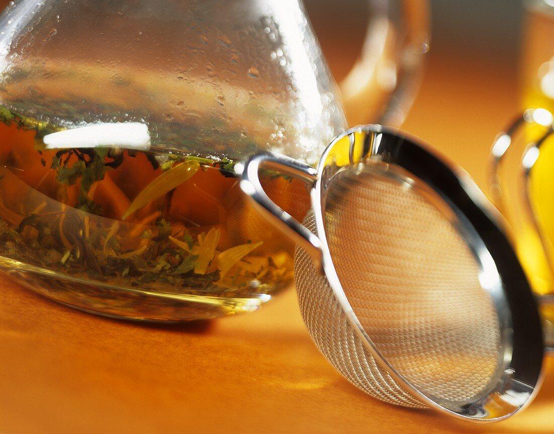 Herbal tea (infusion)