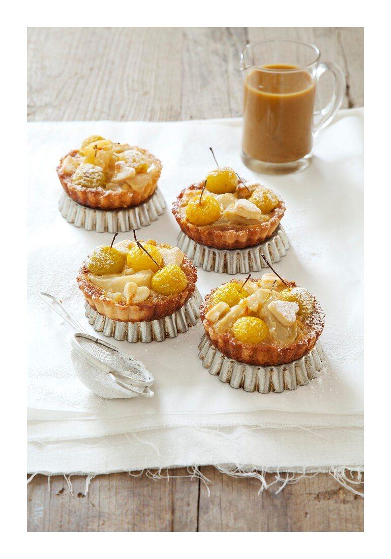 Small apple tart