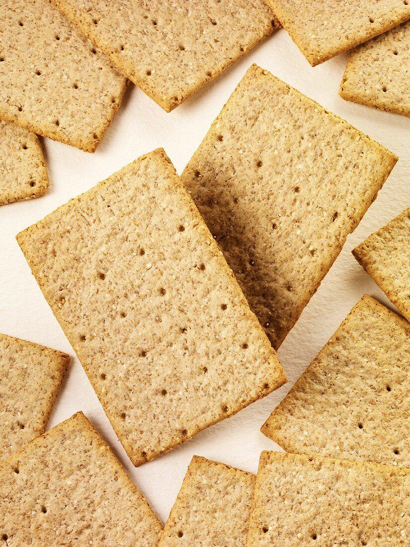 Danish wheat crackers