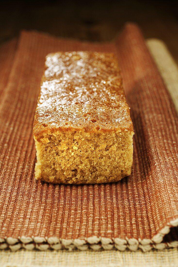 Yorkshire parkin (Ginger cake, England)