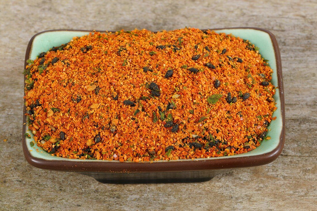 Shichimi togarashi (Spice mixture, Japan)