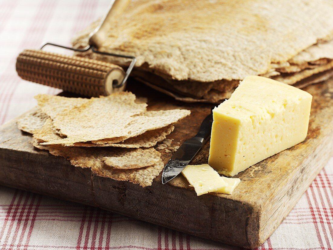 Hart bröd (Swedish speciality bread)